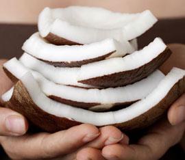 dimagrire con olio di cocco
